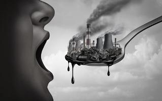 toxic microbiome